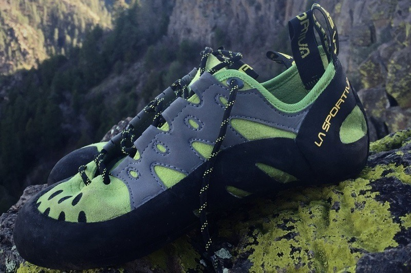 La Sportiva Men's Tarantulace Climbing Shoe Review