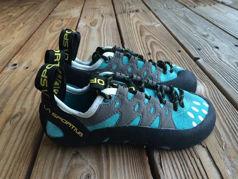 La Sportiva Women's Tarantulace Climbing Shoe Review