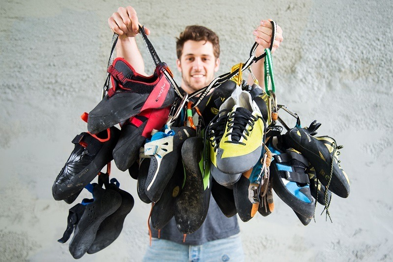 How To Find The Perfect Climbing Shoes