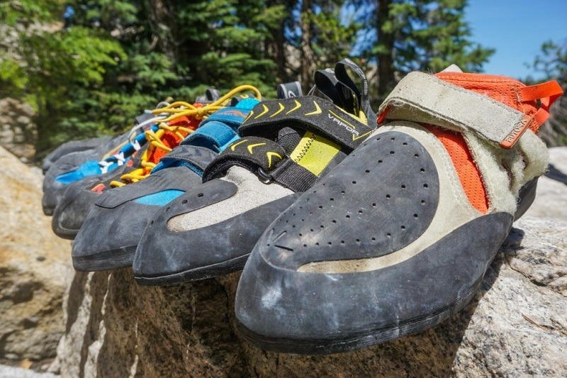 A Guide To Finding The Best Climbing Shoes Around